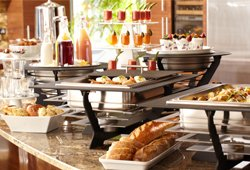 New Restaurant Flatware Collections Buffet Displays