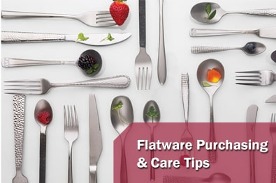 Flatware Purchasing Guide