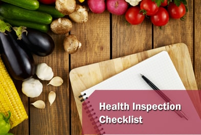 Health Inspection Checklist