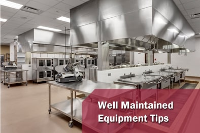 How to Maintain Restaurant Equipment