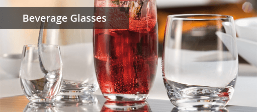 Restaurant Beverage Glasses
