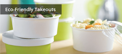 Commercial Grade Eco-Friendly Takeouts
