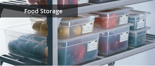 Commercial Food Storage