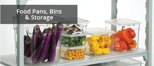 Commercial Food Storage Supplies