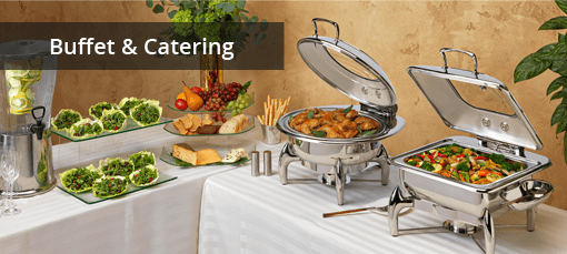 Foodservice Buffet & Catering Supplies