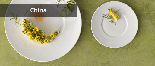 Commercial China Dinnerware