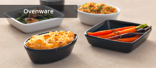 Commercial Ovenware
