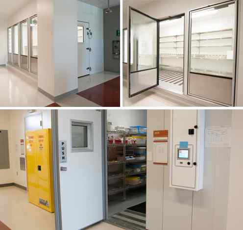 Commercial Controlled Environmental Rooms