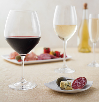 Crystalex Harmony Wine Glassware