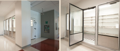 Industrial Controlled Environmental Rooms