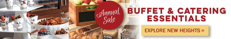 Annual Sale Event - Buffet & Catering