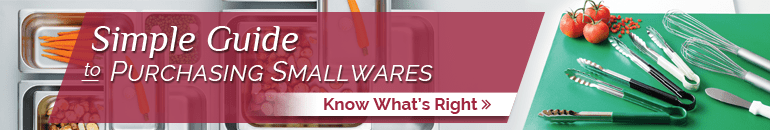 Learn More about Kitchen Smallwares