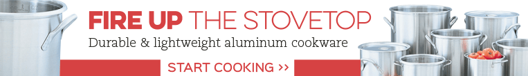 Aluminum Cookware for Restaurants