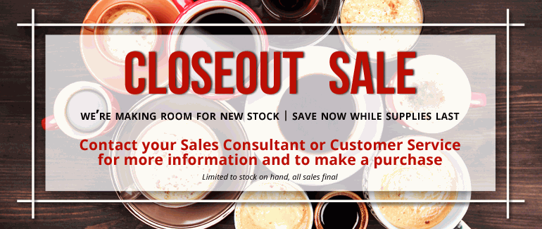 Last Chance Closeout Products
