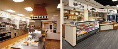 Commercial Kitchen Design Projects