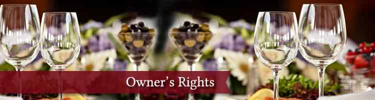 All About R.W. Smith Owners Rights