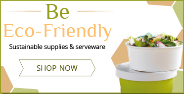 Sustainable Foodservice Products