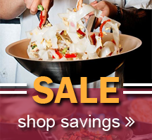 Shop Foodservice Supplies on Sale