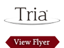 Tria Dinnerware Flyer
