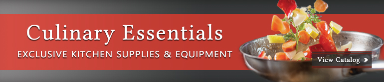 View Culinary Essentials Flyer