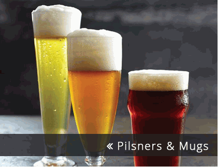 Pilsners and Mugs on Sale