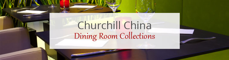 Dining Room Collections: Churchill China Snack Attack