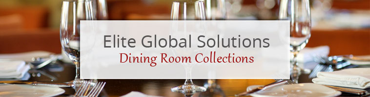 Dining Room Collections: Elite Global Solutions Pura Vita