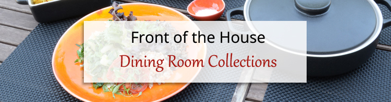 Dining Room Collections: Front of the House Kiln