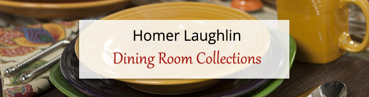Dining Room Collections: Homer Laughlin Undecorated