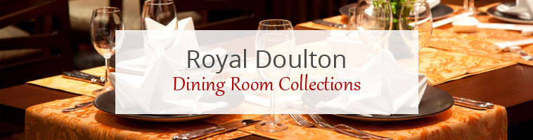 Dining Room Collections: Royal Doulton Loop