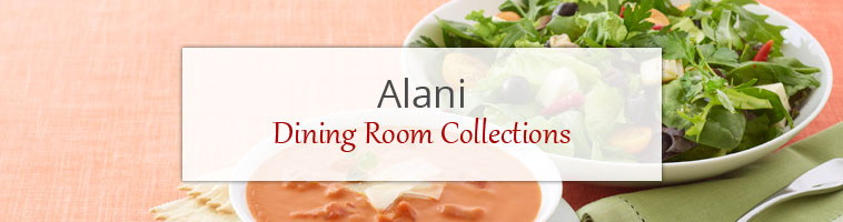 Dining Room Collections: Alani Porcelain