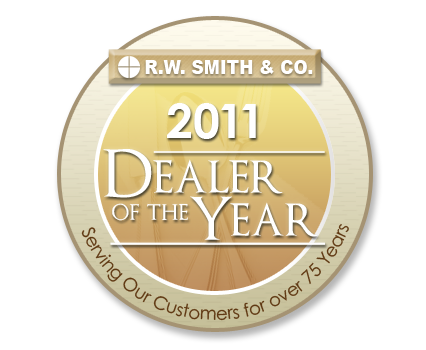 Foodservice Equipment & Supplies Magazine's Dealer of the Year 2011