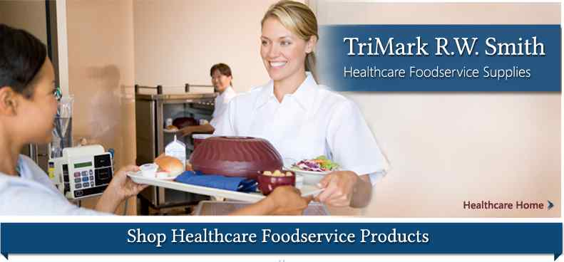 Foodservice Supplies for Healthcare Facilities