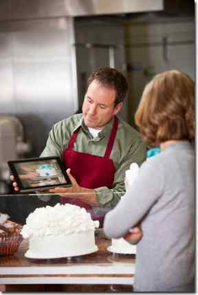 Smartphone Technology Benefitting Restaurants