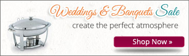 Wedding & Banquet Sale