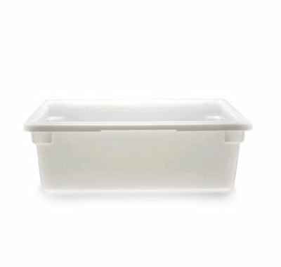 Cambro Food Storage Container 9 inches Deep White 13 gallon