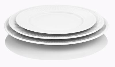 Steelite Plate 10 1/4\\\  214226BL Pillivuyt Plisse Steelite & Steelite Plate 10 1/4 inches 214226BL Pillivuyt Plisse - RWS ...