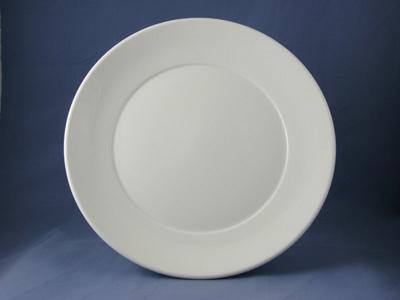 Dudson, Plate, Flair, White, 10 5/8 inches - RWS-15980 | R.W. Smith ...