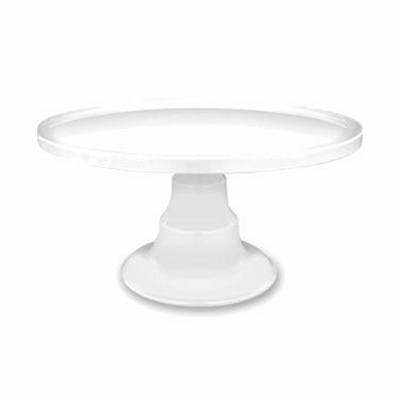 Elite Global Plate Stand Ona Pedestal Display White Melamine 14 1  sc 1 st  TriMark RW Smith & Elite Global Plate Stand Ona Pedestal Display White Melamine 14 ...