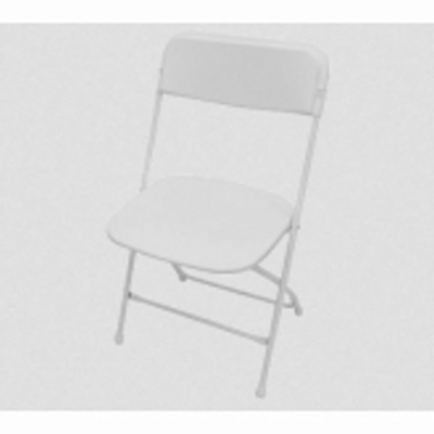 Palmer Snyder, Folding Chair, Wide EventXpress, Wedding White ...