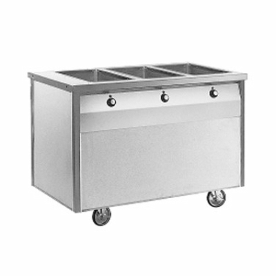 Randall Mfg Co RanServe Hot Food Table Electric Inches X - Electric hot food table