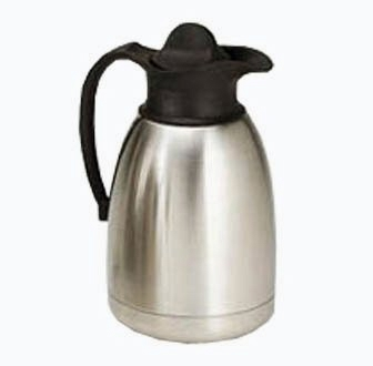 Oneida Hospitality Ltd Coffee Pot Grande Caf Screw Top 51 Oz Rws 59089 R W Smith Co Your Source For Restaurant Dining Room Products Commercial Kitchen Supplies And Foodservice Equipment