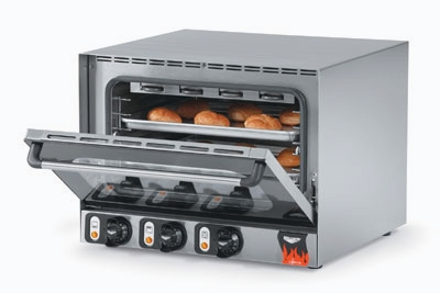 Vollrath cayenne convection oven countertop electric - Cool touch exterior convection toaster oven ...