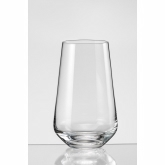 Crystalex, Hi Ball Glass, Siesta, 14.75 oz