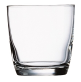 "Cardinal Intl., Old Fashioned Glass, Prestige, 10 1/2 oz, 3 1/2"" H, Fully Tempered, Glass, Arcoroc"