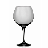 Crystalex, Burgundy/Red Wine Glass, Rhapsody, 19.75 oz