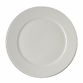 "Tria, Flat Plate, 12"" dia., 8 1/2"" dia. Well, Wish"