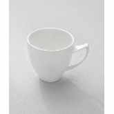 "Venu, Coffee Cup, 8.75 oz, 4 1/4"" dia. x 3 1/8""H, Signature"