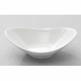 "Venu, Oval Bowl, 10 oz, 7 1/2"" x 5 3/4"" x 2 3/8"", Signature"