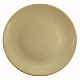Dudson, Coupe Plate, Evolution, Sand, 10 5/8""